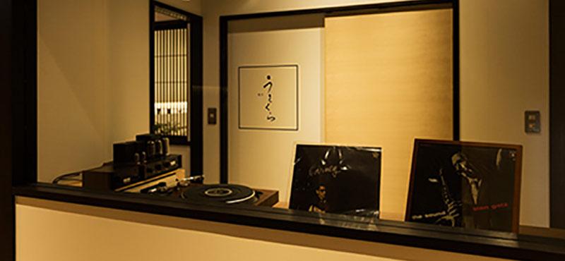 和食とジャズライブ